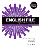 English File 3rd Edition Beginner: Workbook with iChecker CD-ROM