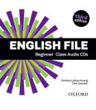 English File 3rd Edition Beginner: Class Audio CDs (4)