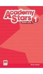 Academy Stars 1: Teacher's Book (Edition for Ukraine)