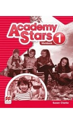 Academy Stars 1: Workbook (Edition for Ukraine)