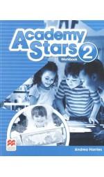 Academy Stars 2: Workbook (Edition for Ukraine)