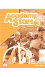 Academy Stars 3: Workbook (Edition for Ukraine)