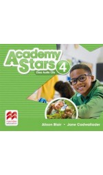 Academy Stars 4: Class Audio CDs