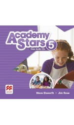 Academy Stars 5: Class Audio CDs
