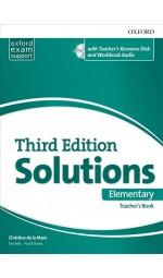 Solutions 3rd EditionElementaryTeacher's Pack