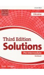 Solutions 3rd Edition Pre-Intermediate Workbook Ukraine