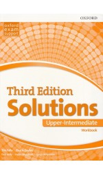 Solutions 3rd Edition Upper-Intermediate Workbook