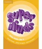 Super Minds 5: Class Audio CDs (4)