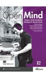 Open Mind British English Upper-Intermediate: Student's Book Pack