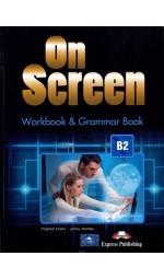 On Screen B2 Workbook & Grammar Book