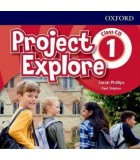 Project Explore 1: Class Audio CDs (2)