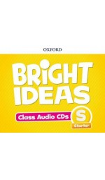 Bright Ideas Starter: Class Audio CDs (3)