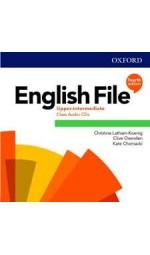 English File 4th Edition Upper-Intermediate: Class Audio CDs (3)