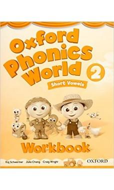 Oxford Phonics World 2: Workbook