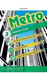 Metro Level 3 Teachers Pack