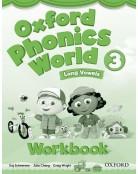 Oxford Phonics World 3: Workbook